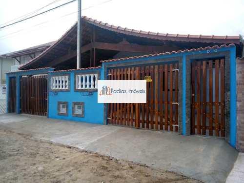 Casa, código 849400 em Mongaguá, bairro Jardim Praia Grande