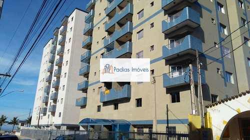 Apartamento, código 848900 em Mongaguá, bairro Centro