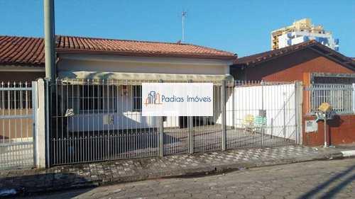 Casa, código 848600 em Mongaguá, bairro Centro