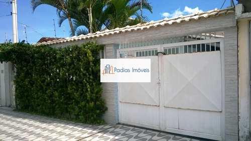 Casa, código 844200 em Mongaguá, bairro Jussara