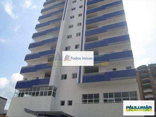 Apartamento, código 841300 em Mongaguá, bairro Centro