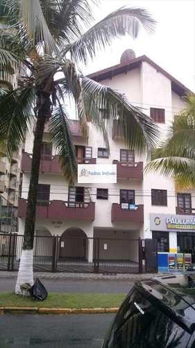 Apartamento, código 841400 em Mongaguá, bairro Centro