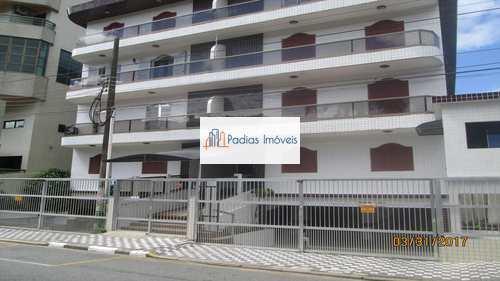 Apartamento, código 839500 em Mongaguá, bairro Centro