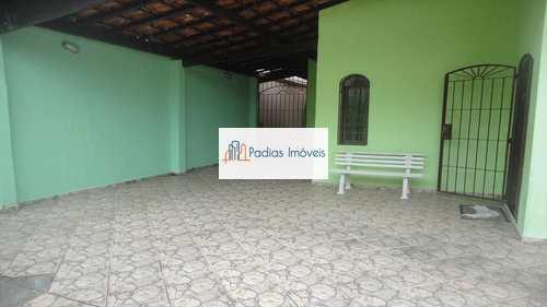 Casa, código 838400 em Mongaguá, bairro Vila Atlântica