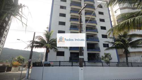 Apartamento, código 838200 em Mongaguá, bairro Centro