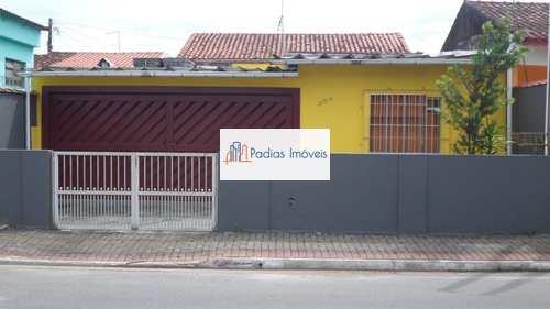 Casa, código 835300 em Mongaguá, bairro Balneário Itaóca