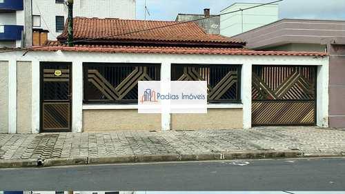 Casa, código 831700 em Praia Grande, bairro Solemar