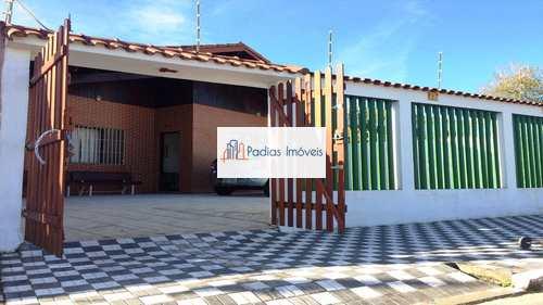 Casa, código 828100 em Mongaguá, bairro Jardim Praia Grande