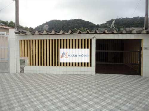 Casa, código 824100 em Mongaguá, bairro Vera Cruz