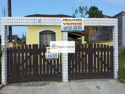 Casa, código 823300 em Mongaguá, bairro Balneário Flórida Mirim