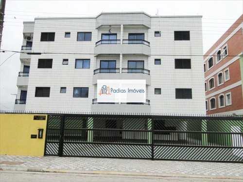 Apartamento, código 817600 em Mongaguá, bairro Jardim Praia Grande