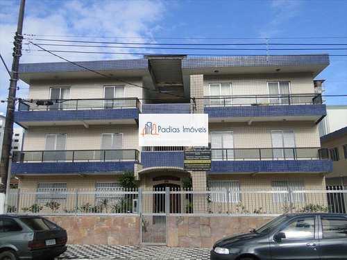 Apartamento, código 814300 em Mongaguá, bairro Centro