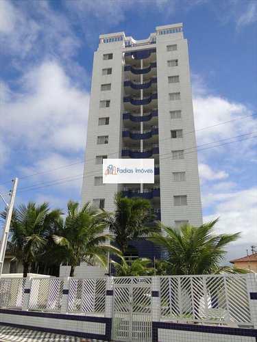 Apartamento, código 811800 em Mongaguá, bairro Vila Atlântica