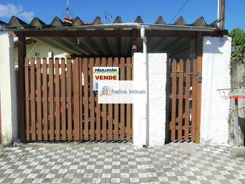 Casa, código 763200 em Mongaguá, bairro Balneário Jussara