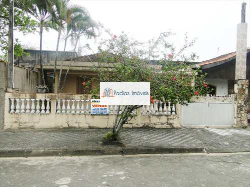 Casa, código 745700 em Mongaguá, bairro Itaóca