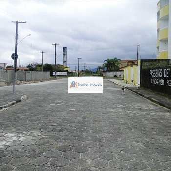 Terreno em Mongaguá, bairro Balneário Itaguai