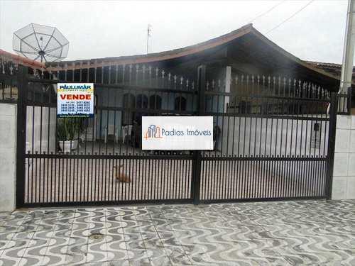 Casa, código 709600 em Praia Grande, bairro Balneário Flórida