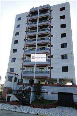 Apartamento, código 622500 em Mongaguá, bairro Agenor de Campos