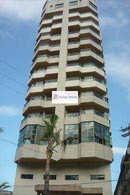 Apartamento, código 612400 em Mongaguá, bairro Centro