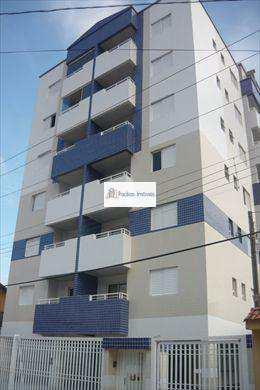 Apartamento, código 510800 em Mongaguá, bairro Centro
