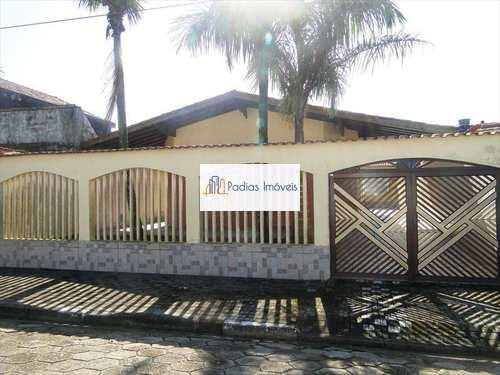 Casa, código 343000 em Mongaguá, bairro Vila Nossa Senhora de Fátima
