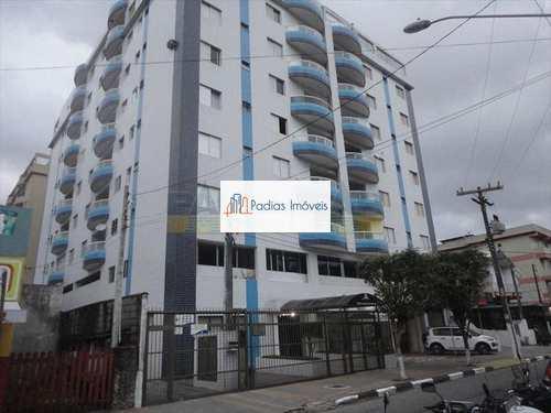 Apartamento, código 45708 em Mongaguá, bairro Centro
