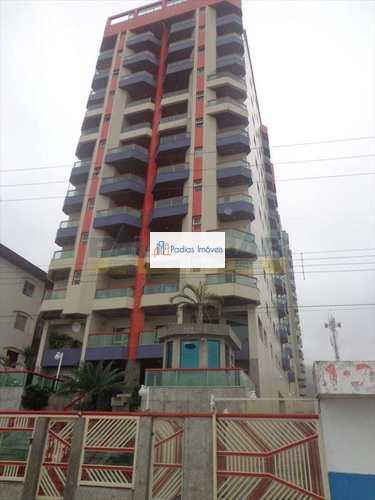 Apartamento, código 40508 em Mongaguá, bairro Centro