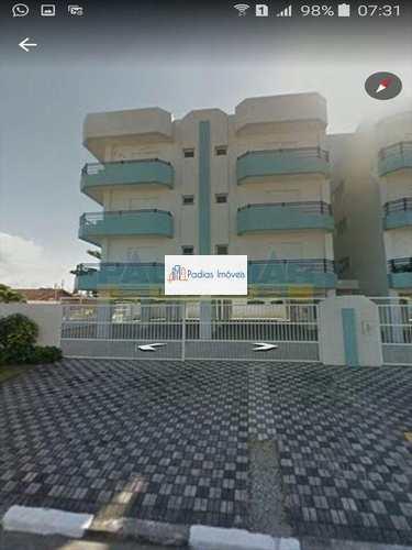 Apartamento, código 35408 em Mongaguá, bairro Agenor de Campos