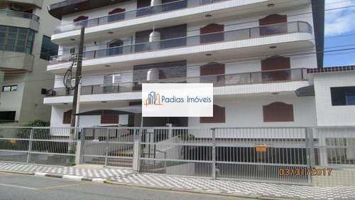 Apartamento, código 34408 em Mongaguá, bairro Centro