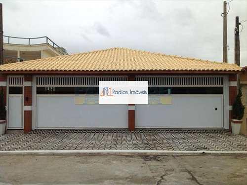 Casa, código 33105 em Praia Grande, bairro Jardim Imperador
