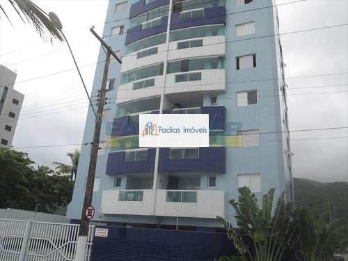 Apartamento, código 27508 em Mongaguá, bairro Vila São Paulo