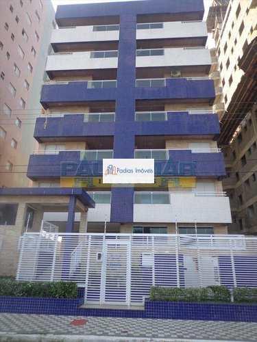 Apartamento, código 26603 em Mongaguá, bairro Jardim Marina