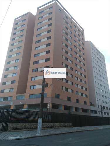 Apartamento, código 23303 em Praia Grande, bairro Solemar