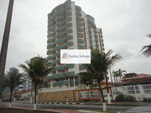 Apartamento, código 23208 em Mongaguá, bairro Jardim Aguapeu