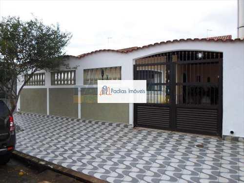 Casa, código 18305 em Praia Grande, bairro Vilamar