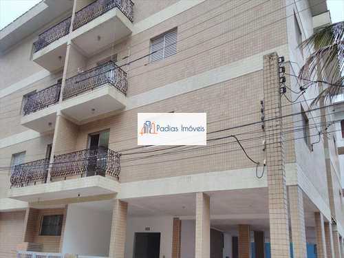 Apartamento, código 17701 em Mongaguá, bairro Jardim Marina