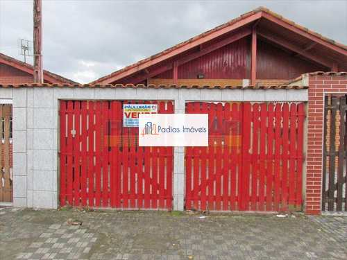 Casa, código 15407 em Mongaguá, bairro Vera Cruz