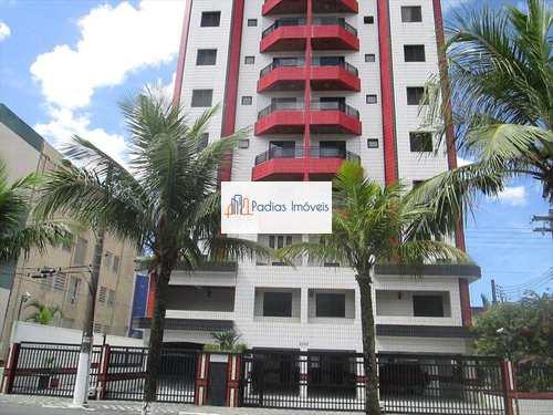 Apartamento, código 14908 em Mongaguá, bairro Centro
