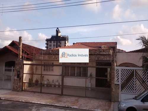 Casa, código 14805 em Praia Grande, bairro Jardim Imperador