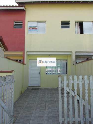 Sobrado, código 7407 em Mongaguá, bairro Agenor de Campos