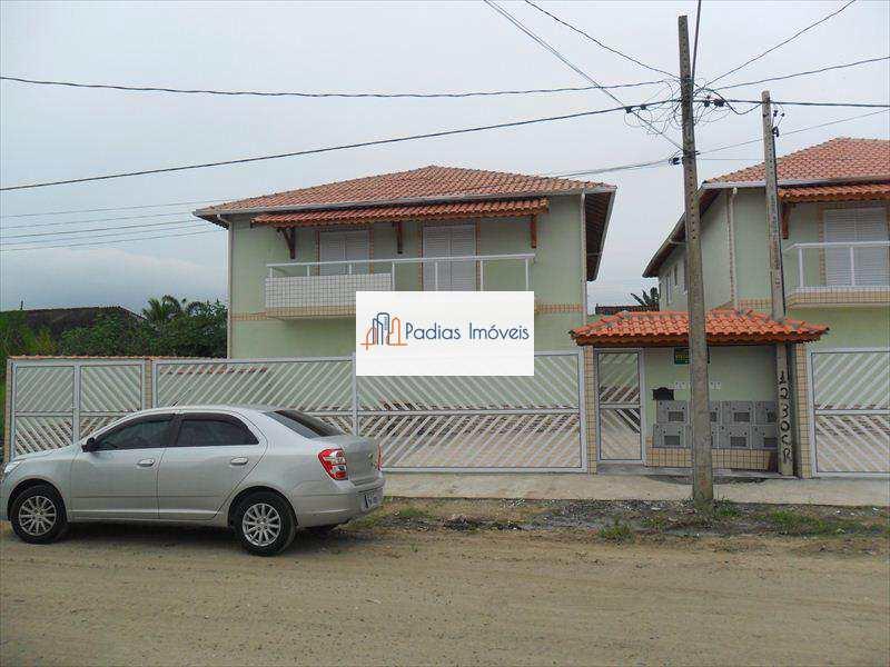 Sobrado em Mongaguá, no bairro Jardim Praia Grande