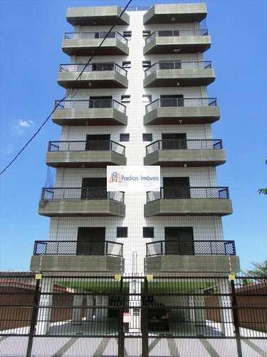 Apartamento, código 4704 em Mongaguá, bairro Balneário Santa Eugênia