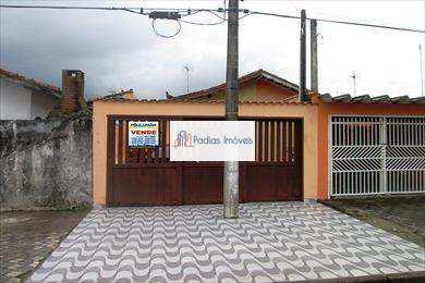 Casa, código 1603 em Mongaguá, bairro Balneário Itaóca