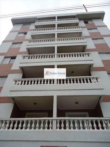 Apartamento, código 1102 em Mongaguá, bairro Centro