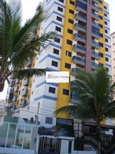 Apartamento, código 1008 em Mongaguá, bairro Jardim Marina