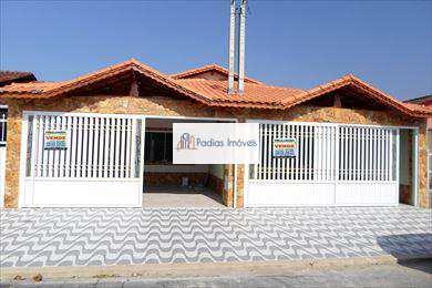 Casa, código 105 em Praia Grande, bairro Jardim Real