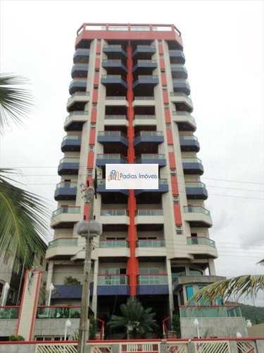 Apartamento, código 102 em Mongaguá, bairro Centro