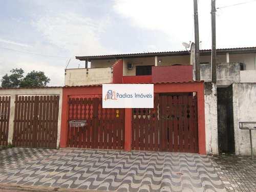 Casa, código 857401 em Mongaguá, bairro Balneário Jussara