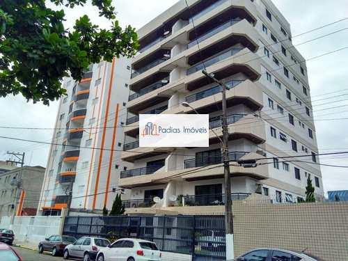 Apartamento, código 857455 em Mongaguá, bairro Centro