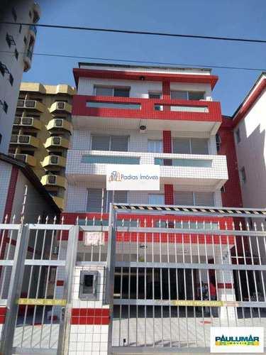Apartamento, código 857461 em Mongaguá, bairro Centro